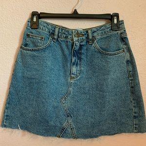 BDG Urban Outfitters Denim Skirt